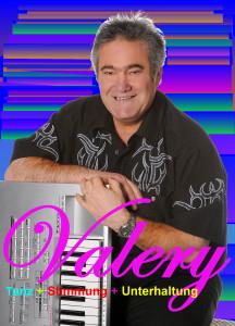 Alleinunterhalter Valery