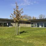 Camping Hegne - L'edificio