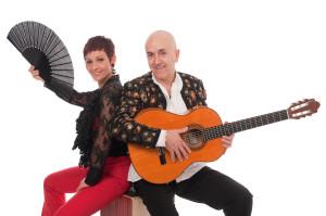 Spanische Livemusik Diego´s Canela
