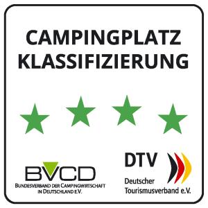 4 Sterne Klassifizierung des BVCD und DTV