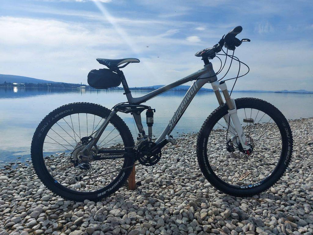 Mountainbike für Damen