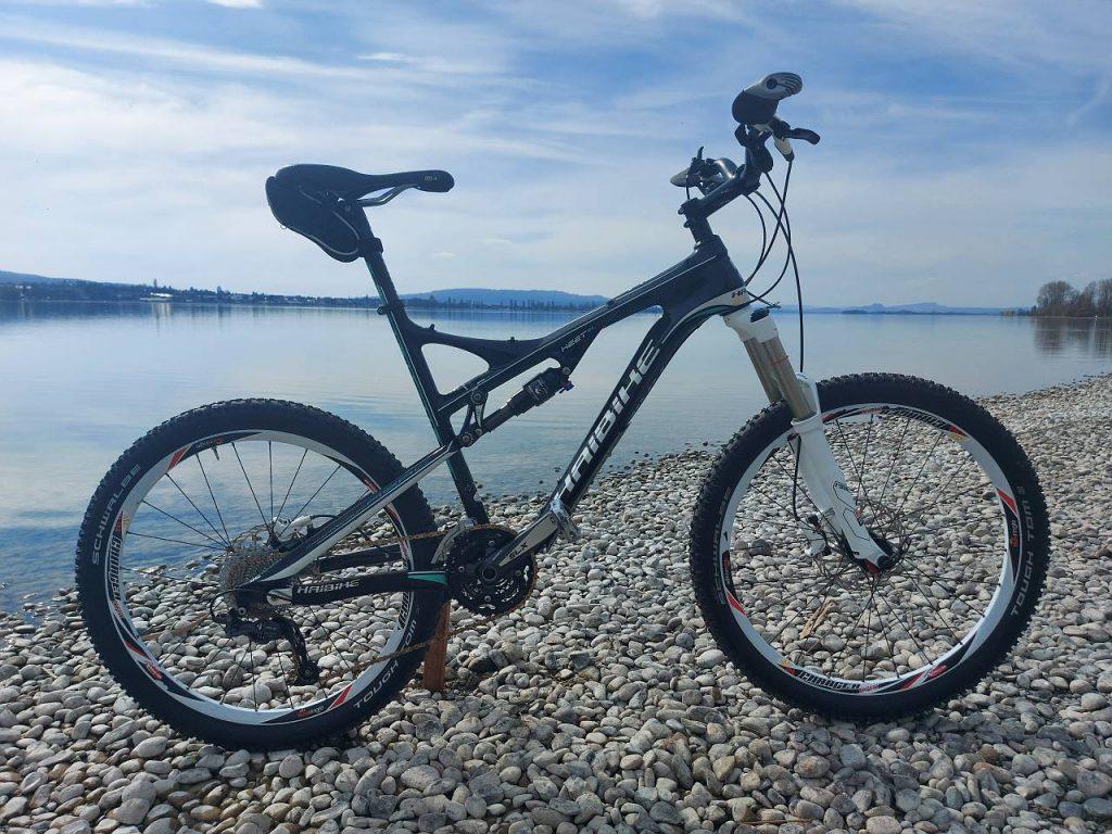 Mountainbike für Herren